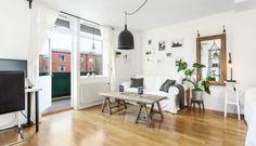 Un estudio de 33 m2 decorado con muebles recuperados   Bohemian and Chic