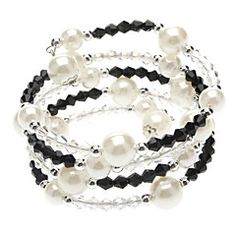 Mulitylayers Crystal Pearl bracelt – EUR € 4.99