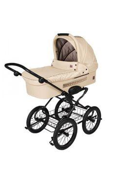 "Baby stroller ""Grande Nuovo"" by Bassonbaby"