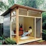 Great Free Shed/Guest House Plan