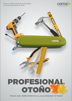 Catálogo Profesional Otoño 2013 COMAFE