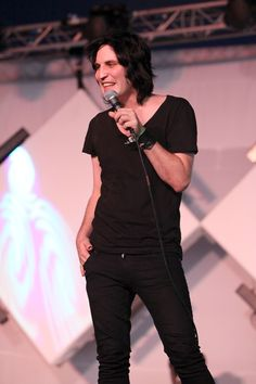 My number one favourite comedian, Noel Fielding!! (Obviously)