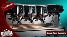 Cimbali yeni 1 gruplu, 2 gruplu ve 3 gruplu kahve makinesi çeşitlerimize bakmadan kollu kahve makinesi alımı yapmayın. Uygun fiyatları ve taksit seçenekleri ile yeni ürün promosyon fiyatlarımızı kaçırmayın. http://www.cafemarkt.com/kahve-ve-espresso-makineleri #Cafemarkt #YeniÜrün #KahveMakinesi #KahveMakinası #KolluKahveMakinesi #KolluKahveMakinası #Cimbali #CimbaliKahveMakinesi #CimbaliKahveMakinası #2gruplukahvemakinesi #3gruplukahvemakinesi #1gruplukahvemakinesi