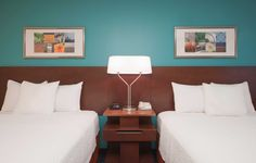 The Fairfield Inn by Marriott Philadelphia Airport has completed a major renovation of their 109 guest rooms including 12 suites. #marriott #renovation #PHR