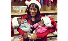Pro-Life Counselor Meets Twin Babies She Helped Save From Abortion