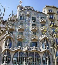 ag3 Amazing architect Antonio Gaudi
