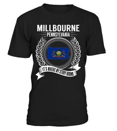 Millbourne, Pennsylvania - It's Where My Story Begins #Millbourne