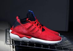 adidas Tubular Moc Runner-Core Red-3  Got the Navy pair but these are proper!