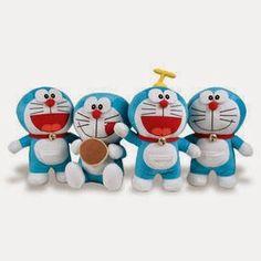 Peluche Doraemon 24-27 cm, rifinito in ogni dettaglio è perfetto per i piccoli amanti del gatto spaziale più amato della tv!  http://www.orsopoetagiocattoli.it/catalogo/Peluche-Doraemon-soft-24-27-cm-1063