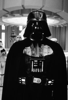 David Prowse / Darth Vader - Star Wars: The Empire Strikes Back, 1980