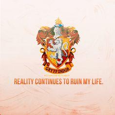 Yup #Gryffindor