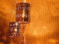 Prendada e Caprichosa: Festa Junina - Luminária de Lata