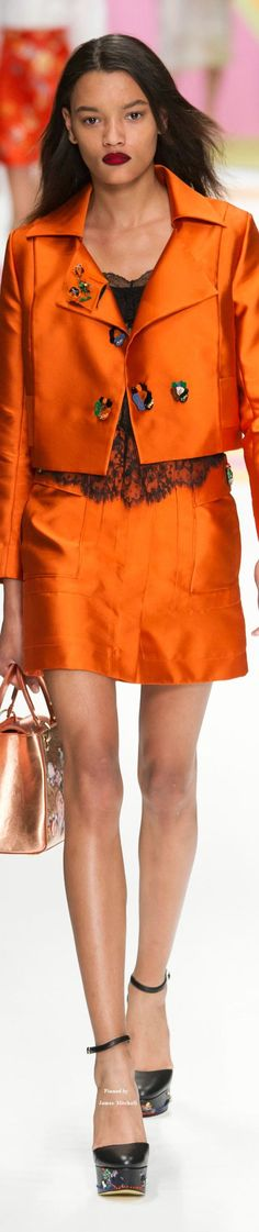 Shiatzy Chen Collection Spring 2016 Ready-to-Wear