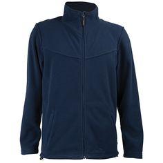 Men's Pasang Full Zip Heavyweight Fleece: Midnight S-2XL