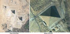 Mısır Piramitlerinin Sırrı Nedir? » Bilgiustam