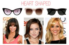 Choose the Perfect Glasses for Your Face Shape