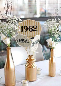 Wine Bottle Decorations