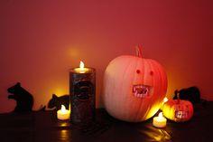 Halloween Birthday Party Jack-O-Lantern