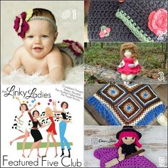 The Linky Ladies – Community Link Party #21 | The Purple Poncho