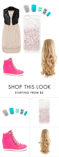 """""""party"""" by makaylansmith ❤ liked on Polyvore featuring Burberry"""