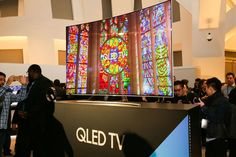 Analysis: Samsung's upcoming QLED TVs are aiming squarely at LG's OLED models for the picture quality crown. But despite the similar-sounding names, they're actually as different as chalk and cheese.