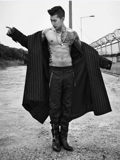 ☆Jay Park for Vogue Italy☆