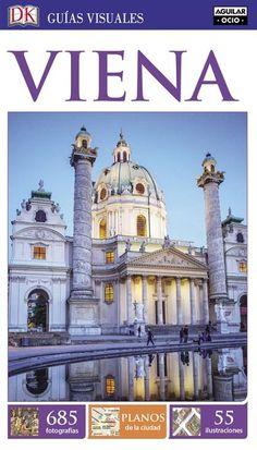 """""""Viena"""" Numerosas fotografías, ilustraciones y mapas, planos alzados de los principales monumentos, interarios por zonas y paseos inusuales y además el mejor plan para una estancia corta."""