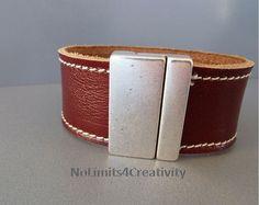 1 piece 30mm zamak magnetic clasp for flat by NoLimits4Creativity