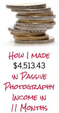 How to make extra income as a photographer using affiliate marketing.