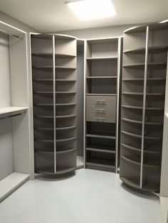 It's just so practical and Cool!!! 360 degree spinning closet organizer, saves a lot of space.