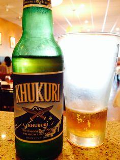 Khukuri Beer - The essence of Nepal premium lager beer.