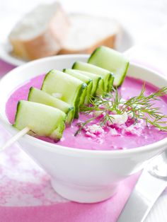 Cold Beet Soup is easy to make using your favorite Ninja® appliances. Discover delicious and inspiring recipes from Ninja® for every meal. Kitchen Recipes, Soup Recipes, Healthy Recipes, Beet Soup, Soup And Salad, Lithuanian Recipes, Lithuanian Food, Vegetable Salad, Beets