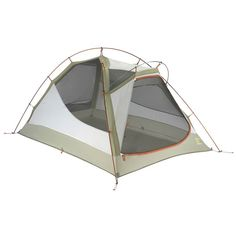 Mountain Hardwear LightWedge 3 Tent with Footprint - in Humboldt/Silver 4 Person Camping Tent, 6 Person Tent, Best Tents For Camping, Tent Camping, Camping Gear, Outdoor Camping, Outdoor Gear, Camping Stuff, Camping Items