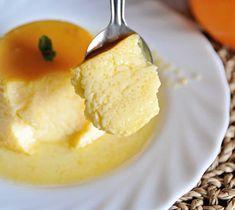 Flan à l'orange , un délice pour votre crème dessert , vous y trouvez ici la recette la plus facile pour la réaliser chez vous à la maison. Flan, Creme Dessert, Cornbread, Mashed Potatoes, Pudding, Orange, Ethnic Recipes, Desserts, Sweet Recipes