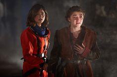 Doctor Who Sneak Peek: Maisie Williams Is a Viking!