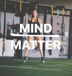 Mind over matter. ✅ 30 DAY CHALLENGE at camilanow.com