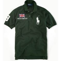 Welcome to our Ralph Lauren Outlet online store. Ralph Lauren Mens Flag Polo T Shirts rl0348 on Sale. Find the best price on Ralph Lauren Polo.