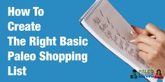 A shopping list is a basic thing you must have when you have decided to get into the Paleo diet. And just like any other diet, you need to focus on some ingredients or food that are Paleo approved. But how can you even make the perfect Paleo grocery list for your diet? What should be the basic foods on your Paleo diet grocery shopping list?