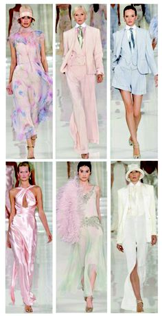 Spring 2013 Catwalk embraces 1920s style