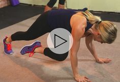 Switch it up to get in shape.  http://greatist.com/move/bodyweight-workouts-30-minute-dynamic-routine