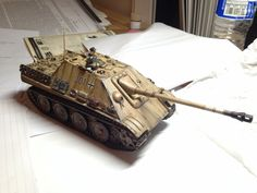 1/35 jagdpanther tank destroyer. Want view more? Please visit  www.xinghaotanks.weebly.com