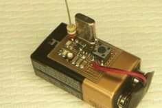 Qrp Electronic Circuit Projects, Electrical Projects, Electronic Engineering, Arduino Projects, Electronics Projects, Electrical Engineering, Radio Amateur, Qrp, Ham Radio Antenna