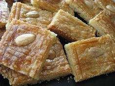 Boterkoek(Dutch Butter Cake)...one of my favorite desserts of ALL time!!!