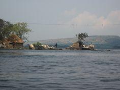 Uganda, Jinja. Source of the River Nile
