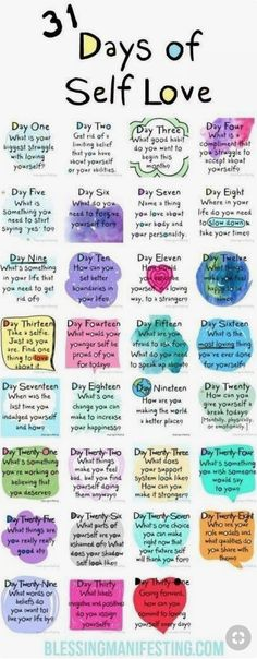 31 Tage Selbstliebe: Liebe dich selbst - Self-Care and Self Motivation - Love Days, 31 Days, 21 Days Habit, Vie Motivation, Fitness Motivation, Fitness Tips, Fitness Quotes, Fitness Goals, Kids Fitness