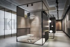 Kale Pavillion at Cersaie 2015 by Paolo Cesaretti, Bologna – Italy » Retail Design Blog