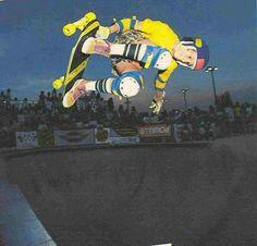Mike McGill Big O 1980