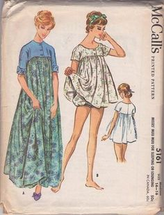 MOMSPatterns Vintage Sewing Patterns - McCall s 5161 Vintage 50 s Sewing  Pattern SENSATIONAL Rockabilly Hawaiian Cruise Sweeping 9f357246d