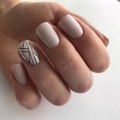 Nail art Christmas - the festive spirit on the nails. Over 70 creative ideas and tutorials - My Nails Classy Nails, Stylish Nails, Simple Nails, Trendy Nails, Cute Nails, Acrylic Nail Designs, Nail Art Designs, Hair And Nails, My Nails