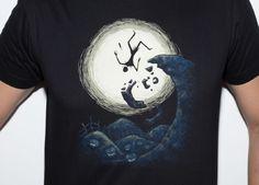 Nightmarish Night de Gonenlisalih - Camisetas Pampling.com